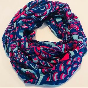 LILLY PULITZER | infinity scarf